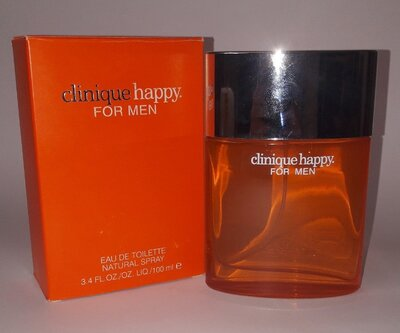 Мужская туалетная вода Clinique Happy for men