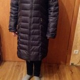 Теплое пальто.