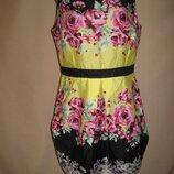 Красивое платье Атмосфера р-р16