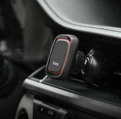 Магнитный автодержатель Hoco CA23 вентиляционная решетка Автомобильный держатель для смартфона