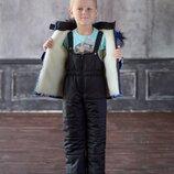 Детский зимний костюм полукомбинезон куртка детские зимние куртки костюмы детская верхняя зимняя