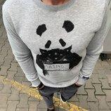 Стильный мужской теплый свитшот S.M.L.XL