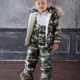Детский зимний костюм полукомбинезон зимняя куртка детские зимние костюмы детская верхняя куртки