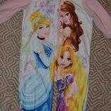 Флисовая пижама девочке Disney рост 86 на 18 мес