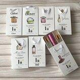 Мини парфюмерия в подарочной упаковке для мужчин и женщин 3×15