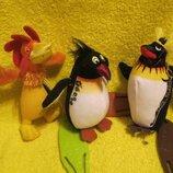 Пингвин.пінгвін.петух.півень.мягкая игрушка.мягка іграшка.мягкие игрушки.McDonald's
