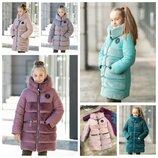 Зимняя куртка Плюша на рост 110-146