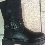 Зимние ботинки для девочки 32-37