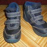 Осенне-Зимние ботиночки р.33-34