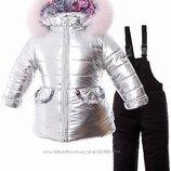 PILGUNI LEOPARD 2020 теплющий зимний комплект для девочки