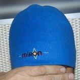 Стильная флисовая спортивная шапочка шапка Miron .л-хл 57-59