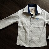 Новая нарядная рубашка для мальчика Тм A-YUGI