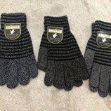 Перчатки мужские изготовлены из высококачественной шерстяной нити Польша