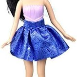 Disney Кукла фея Серебрянка серия конфетти Fairies Confetti Fun Silver Mist Pixie Doll