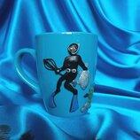 Чашка для подводного охотника