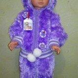 Детский костюм пушистик