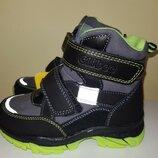 Зимние ботинки фирмы Clibee 26-31