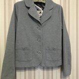 Пиджак школьный от бренда h&m