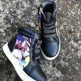 Ботинки для девочки 27 размер