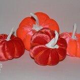 Бархатные тыквы