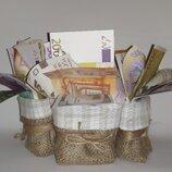 Денежные мешочки - прекрасный подарок ,к богатству и удаче