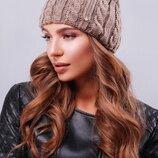 Модная женская шапка кошка . Есть цвета