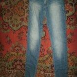 джинсы хлопок TALLY WEIJL