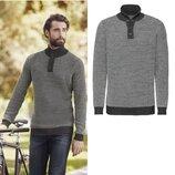 Шикарный мужской свитер тройер, джемпер пуловер Livergy Германия