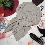 Кашемировое платье-туника оверсайз, натуральный кашемир, размер M/L