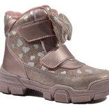 Зимние ботинки Тм Сказка арт. 7802-P