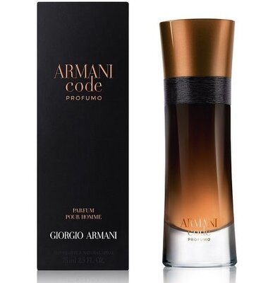 Мужская парфюмированная Giorgio Armani Armani Code Profumo