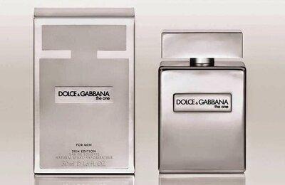 Мужская туалетная вода Dolce & Gabbana The One Platinum Limited Edition