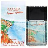 Мужская туалетная вода Azzaro Pour Homme Summer Edition 2013