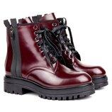 Супер стильные массивные ботинки Скидка