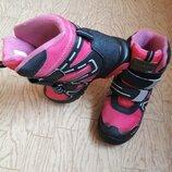 Ботинки зимние котофей 31 размера