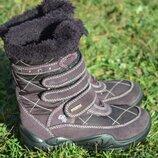 Термо ботинки сапоги Primigi Gore-TEX 29р. кожа