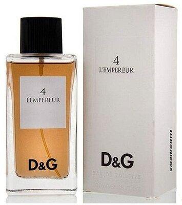 Мужская туалетная вода Dolce & Gabbana Anthology 4 LEmpereur