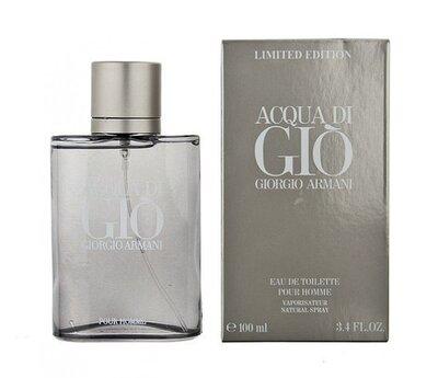Мужская туалетная вода Giorgio Armani Acqua di Gio Limited Edition