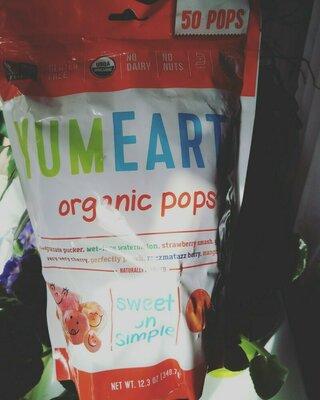 Продано: YumeartH детские органические леденцы