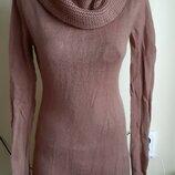 Плаття платье вязаное теплое