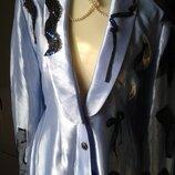Весёлый карнавальный жакет-пиджак р 48-50