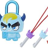 Hasbro Lock Stars S1 Замочки с секретом Рогатый монстр E3172 Basic Assortment Horned Monster