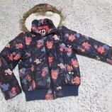 Курточка, куртка демисезонная на 8-9 10 лет