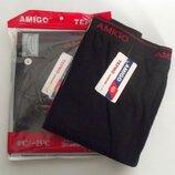 Термобелье кальсоны штаны двухслойные мужские L-3XL Amigo