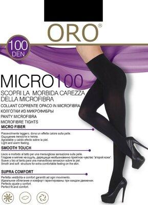 Micro колготы 100 DEN Колготки из микрофибры теплые