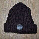 Теплая вязаная шапкаPrimark