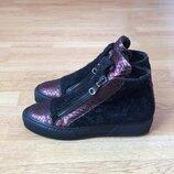 Кожаные ботинки Dahir 39 размера в состоянии новых