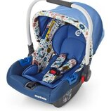 Детское автокресло бебикокон El Camino ME 1009-1 Newborn, синий