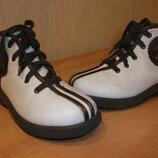 Кожаные деми ботинки Andrea Montelpare р 29 18-18.5 см
