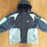 куртка теплая на 5-7 лет